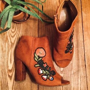 Bamboo Brand Boots